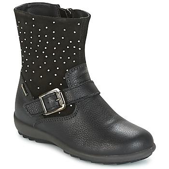 Schuhe Mädchen Klassische Stiefel Primigi PCIGT 8569 Schwarz