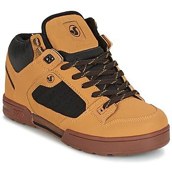 Schuhe Herren Sneaker High DVS MILITIA BOOT Braun