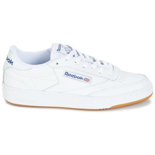 Reebok Classic CLUB C 85 Weiss Weiss Weiss  Schuhe Sneaker Low  78,99 d0e9d1