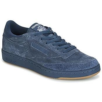 Schuhe Sneaker Low Reebok Classic CLUB C 85 SG Blau