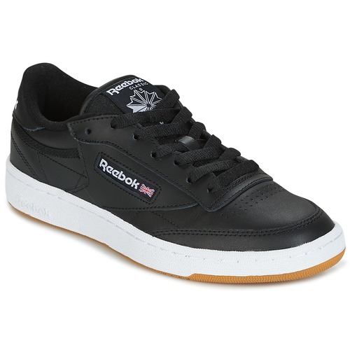 Reebok Classic CLUB C 85 C Schwarz  Schuhe Sneaker Low  79,95