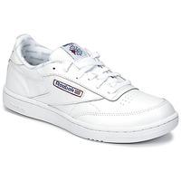 Schuhe Kinder Sneaker Low Reebok Classic CLUB C Weiss