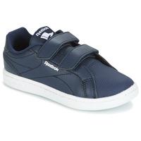 Schuhe Jungen Sneaker Low Reebok Classic REEBOK ROYAL COMPLE Marine