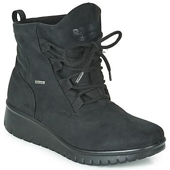 Schuhe Damen Boots Romika VARESE N08 Schwarz