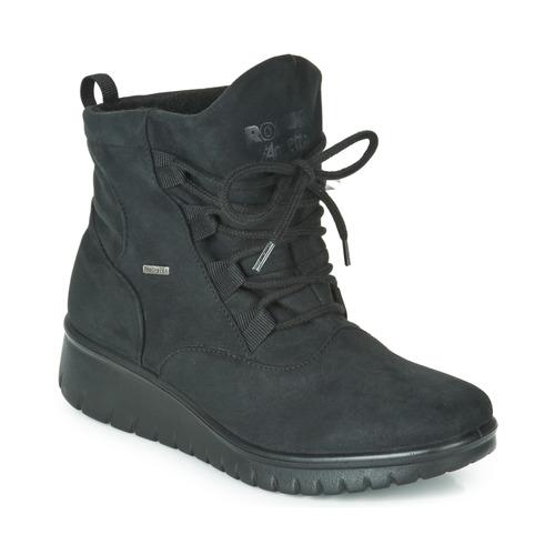 Romika VARESE N08 Schwarz  Schuhe Boots Damen 94,95