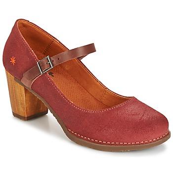 Schuhe Damen Pumps Art SALZBURG Rot