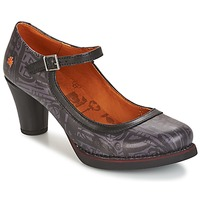 Schuhe Damen Pumps Art ST-TROPEZ Schwarz