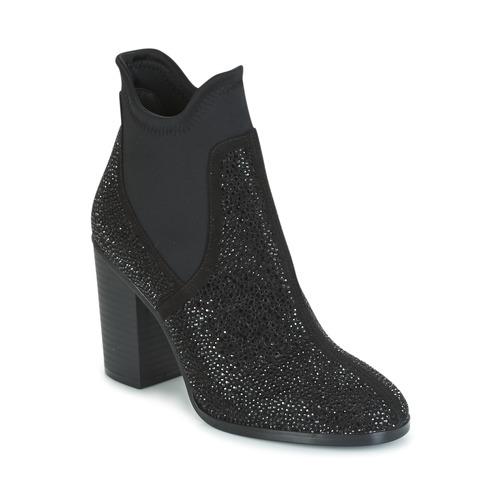 Café Noir JORDE Schwarz  Schuhe Low Boots Damen 103,20