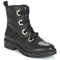 Schuhe Damen Boots Café Noir MAR Schwarz