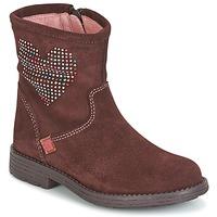 Schuhe Mädchen Boots Agatha Ruiz de la Prada VAGABUNDA AGATHA Bordeaux