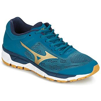 Schuhe Herren Laufschuhe Mizuno MIZUNO SYNCHRO MX 3 Blau