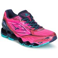 Schuhe Damen Laufschuhe Mizuno WAVE PROPHECY 6 (W) Rose