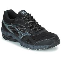 Schuhe Damen Laufschuhe Mizuno WAVE KIEN 4 G-TX (W) Schwarz