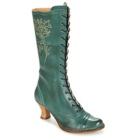 Schuhe Damen Klassische Stiefel Neosens ROCOCO Blau