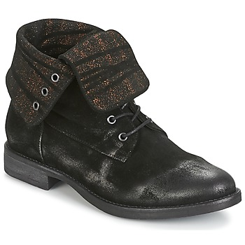 Schuhe Damen Boots Now BIANCA II Schwarz