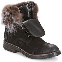 Schuhe Damen Boots Now BIANCA III Schwarz