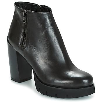 Schuhe Damen Ankle Boots Now TUTTO Schwarz