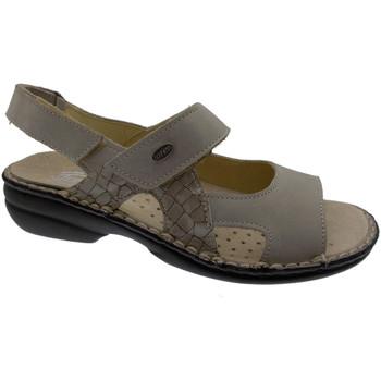 Schuhe Damen Sandalen / Sandaletten Calzaturificio Loren LOM2663sa blu