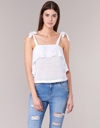 Kleidung Damen Tops / Blusen Moony Mood GEMA Weiss