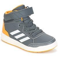 Schuhe Jungen Sneaker High adidas Performance ALTASPORT MID EL K Grau