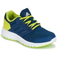 Schuhe Jungen Laufschuhe adidas Performance GALAXY 4 K Blau