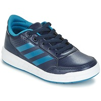 Schuhe Jungen Sneaker Low adidas Performance ALTASPORT K Marine