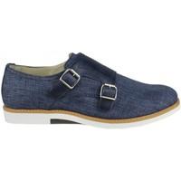 Schuhe Kinder Halbschuhe Oca Loca OCA LOCA BLUCHER BLUE