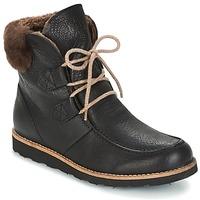 Schuhe Damen Boots TBS ARIANA Schwarz