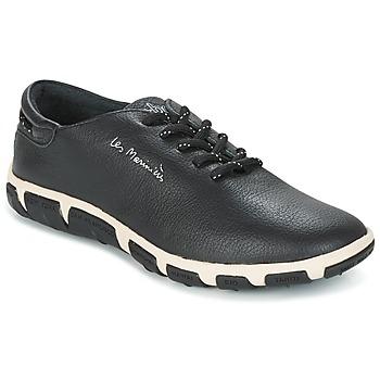 Schuhe Damen Sneaker Low TBS JAZARU Schwarz
