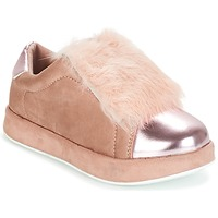 Schuhe Damen Sneaker Low Coolway TOP Rose