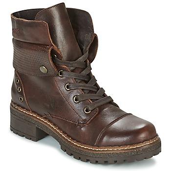 Schuhe Damen Boots Coolway HAMMER Braun