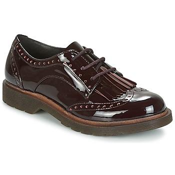 Schuhe Damen Derby-Schuhe Coolway PRAGA Bordeaux