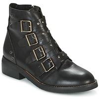 Schuhe Damen Boots Coolway DENZEL Schwarz
