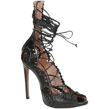 Schuhe Damen Sandalen / Sandaletten Alaa 4S3X524CB23 nero