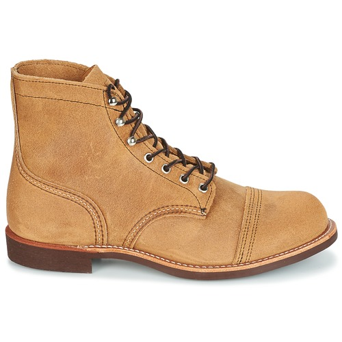 Red  Wing IRON RANGER Camel  Red Schuhe Boots Herren 319 822752
