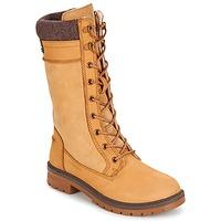 Schuhe Damen Klassische Stiefel KAMIK ROGUE 9 Braun
