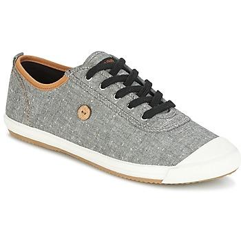 Schuhe Herren Sneaker Low Faguo OAK01 Grau