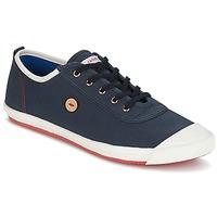 Schuhe Herren Sneaker Low Faguo OAK01 Marine