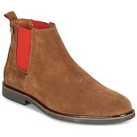 Schuhe Herren Boots Faguo CORK02 Braun