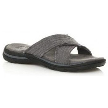 Schuhe Herren Zehensandalen Much More CHANCLA GRIS