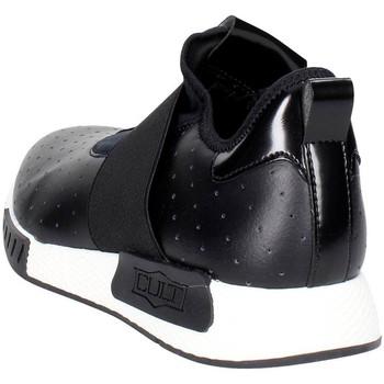 Schuhe Herren Slip on Cult CLE103029 Schwarz
