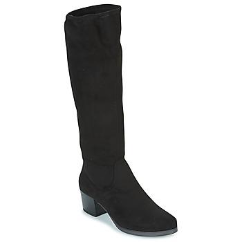 Schuhe Damen Klassische Stiefel Caprice BELLA Schwarz