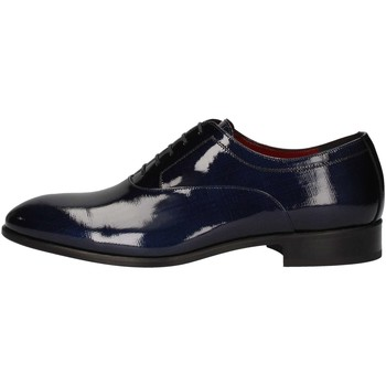 Schuhe Herren Derby-Schuhe Marini 02MB/043 Lace up shoes Mann Blau Blau