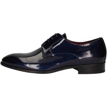 Schuhe Herren Derby-Schuhe Marini 05MB Lace up shoes Mann Blau Blau