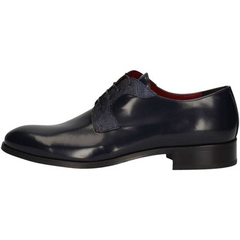 Schuhe Herren Derby-Schuhe Marini CR1626/047 Lace up shoes Mann Blau Blau