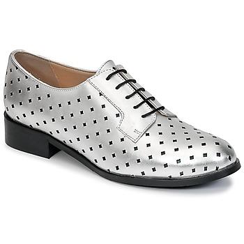 Schuhe Damen Derby-Schuhe Mellow Yellow CHARLY Silbern