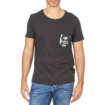 Kleidung Herren T-Shirts Eleven Paris LENNYPOCK Weiss