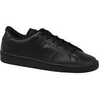 Schuhe Kinder Sneaker Nike Tennis Classic Prm Gs 834123-001 Schwarz