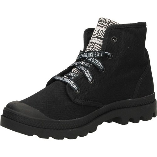 Palladium UNISEX 70TH PAMPA HI Schwarz