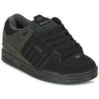 Schuhe Herren Sneaker Low Globe FUSION Schwarz